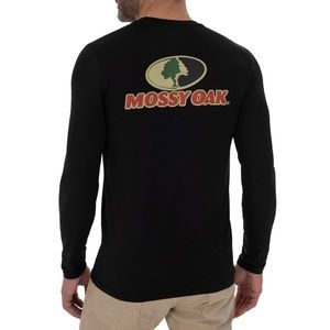 🆕 Mossy Oak Men's Insect Repellent Long Sleeve